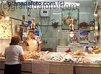 Comprando pescado - Buying fish