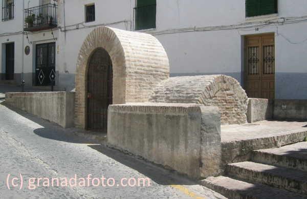 Aljibe (water cistern)