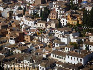 Albaicin (8) - desde la Alhambra