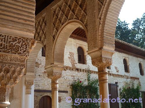Generalife (3) - arches
