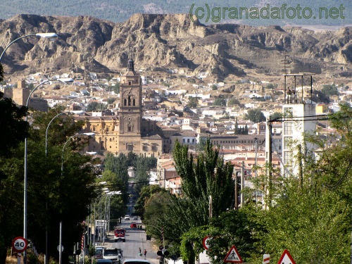 The City of Guadix