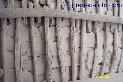 Pampaneira roof