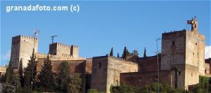 Alhambra (6) - from the Albaicin