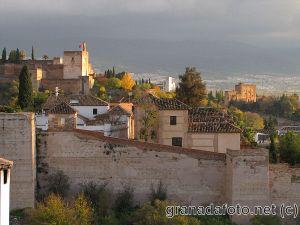 Alhambra (7) - from Mirador de San Cristóbal
