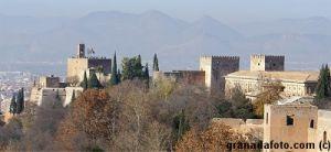 Alhambra (5) - desde Carmen de los Mártires