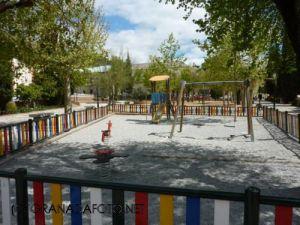 Campo de Príncipe (columpios)
