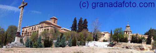 Abadía de Sacromonte (1) - Sacromonte Abbey (1)