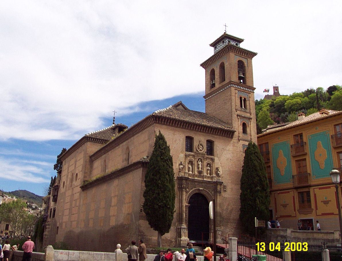 The Santa Ana Church