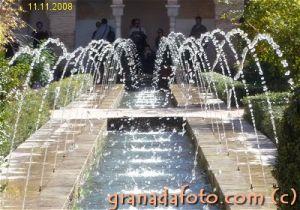 Generalife (5) - Springbrunnen